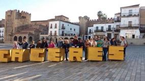 XVII Convivencias de personas sordociegas a nivel andaluz (Cáceres, 29 octubre - 01 noviembre 2017)