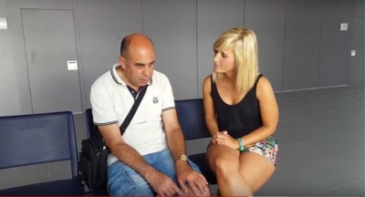 Entrevista a Isidro Moreno