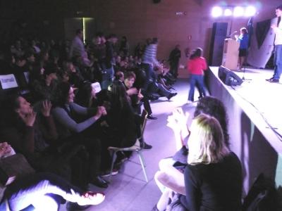ASOCIDE Andalucía en la Gala de la discapacidad de Huelva