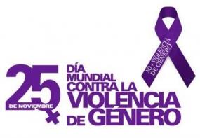 25 NOVIEMBRE DÍA INTERNACIONAL CONTRA LA VIOLENCIA DE GENERO